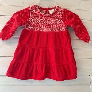 Hanna Andersson Knit Dress